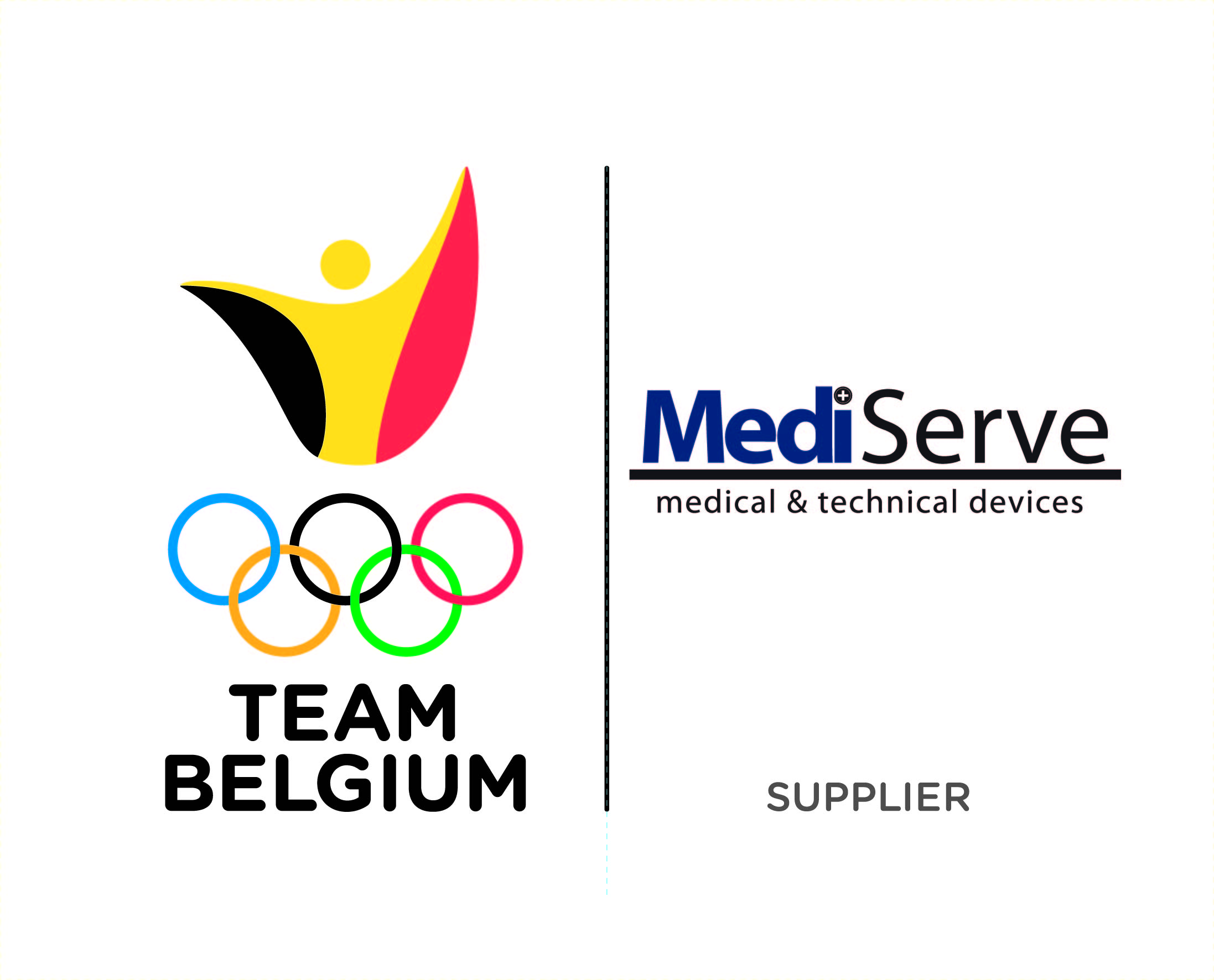 Official Supplier Belgian Olympic Team - TOKIO 2020